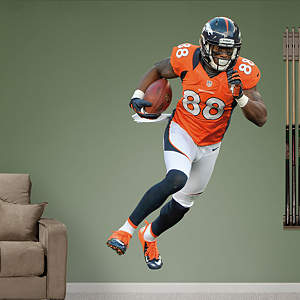 Demaryius Thomas Fathead Wall Decal